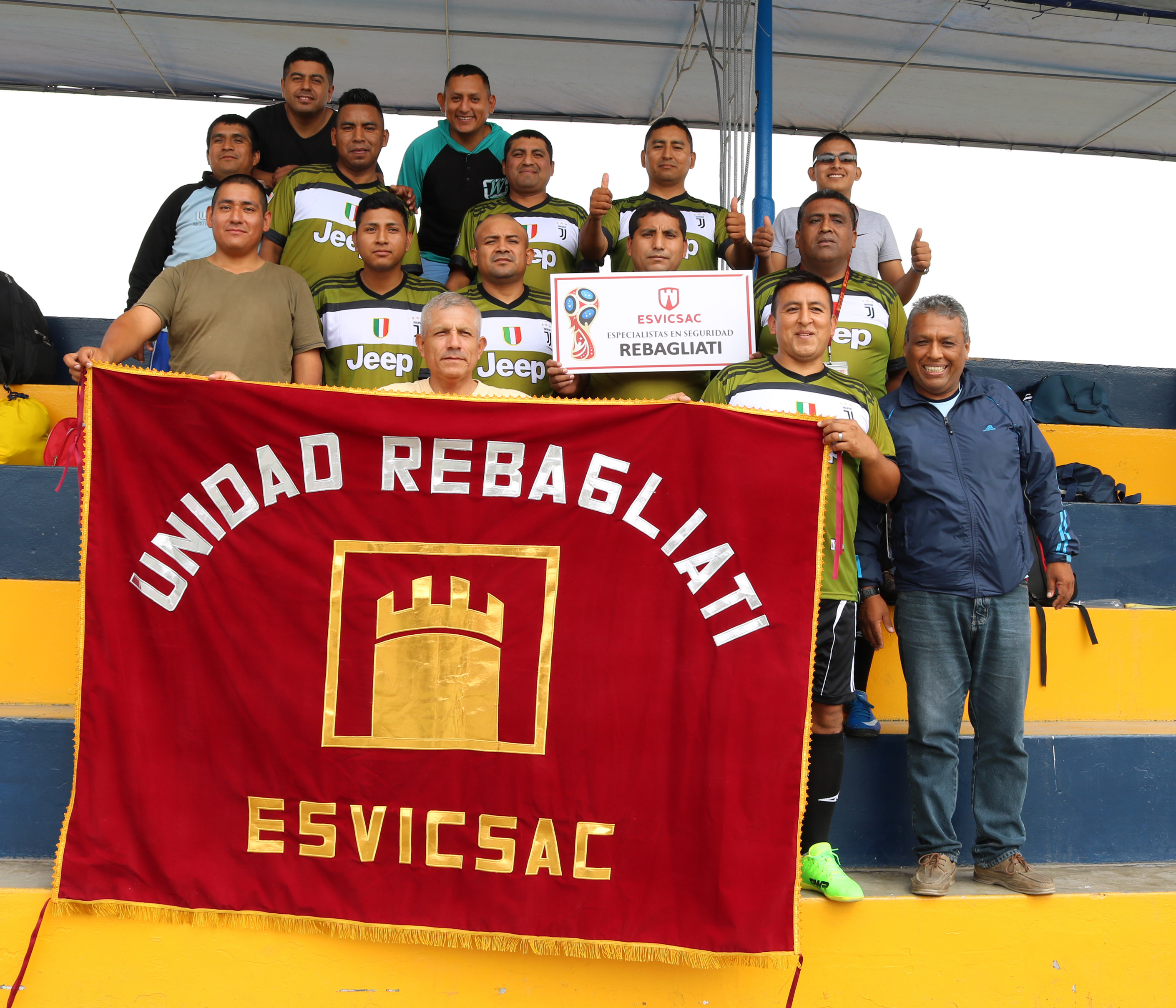 Inauguraci³n Del Mundialito ESVICSAC 2018 – ESVICSAC