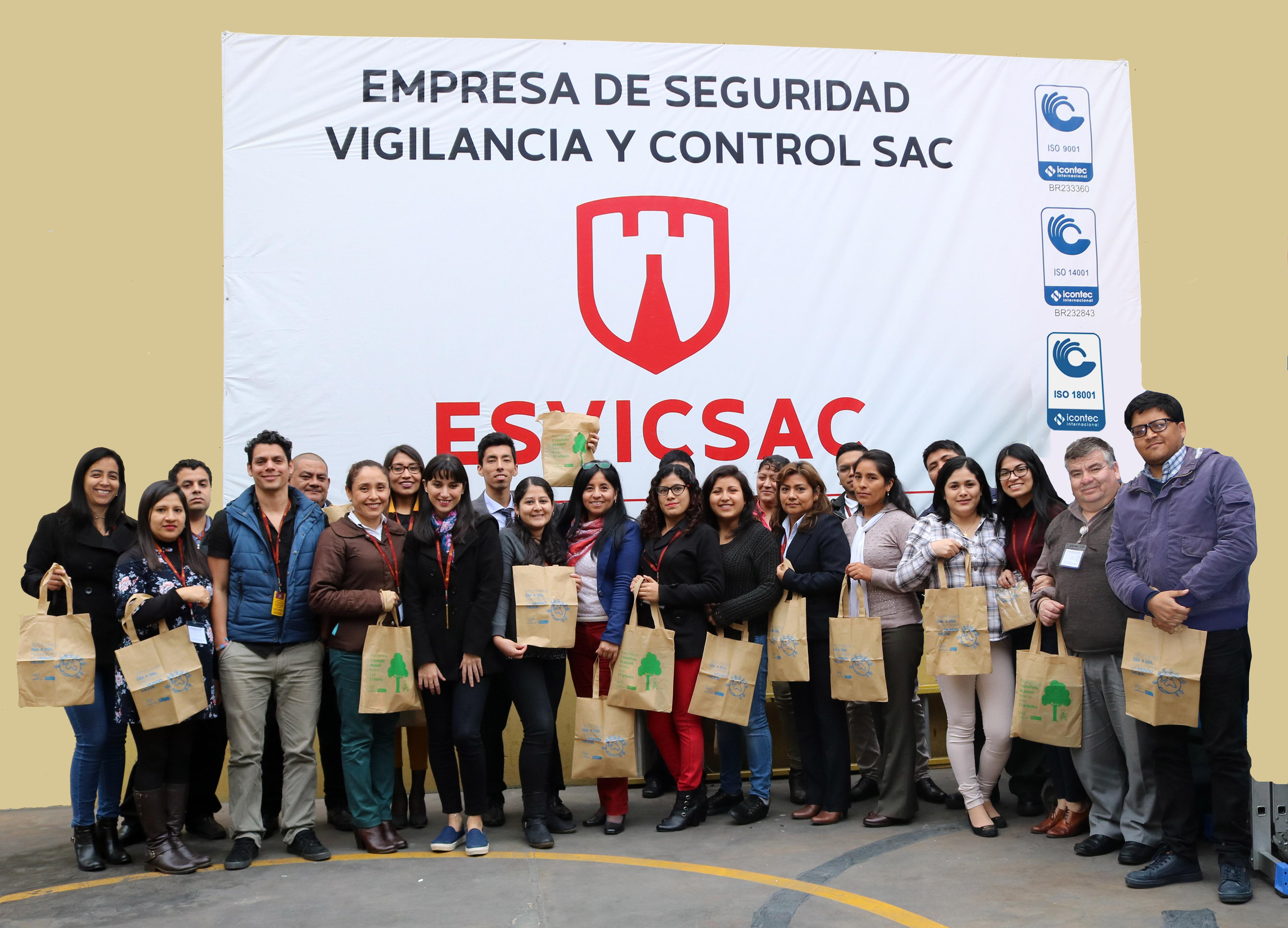 Feliz Da Del Agente ESVICSAC – ESVICSAC