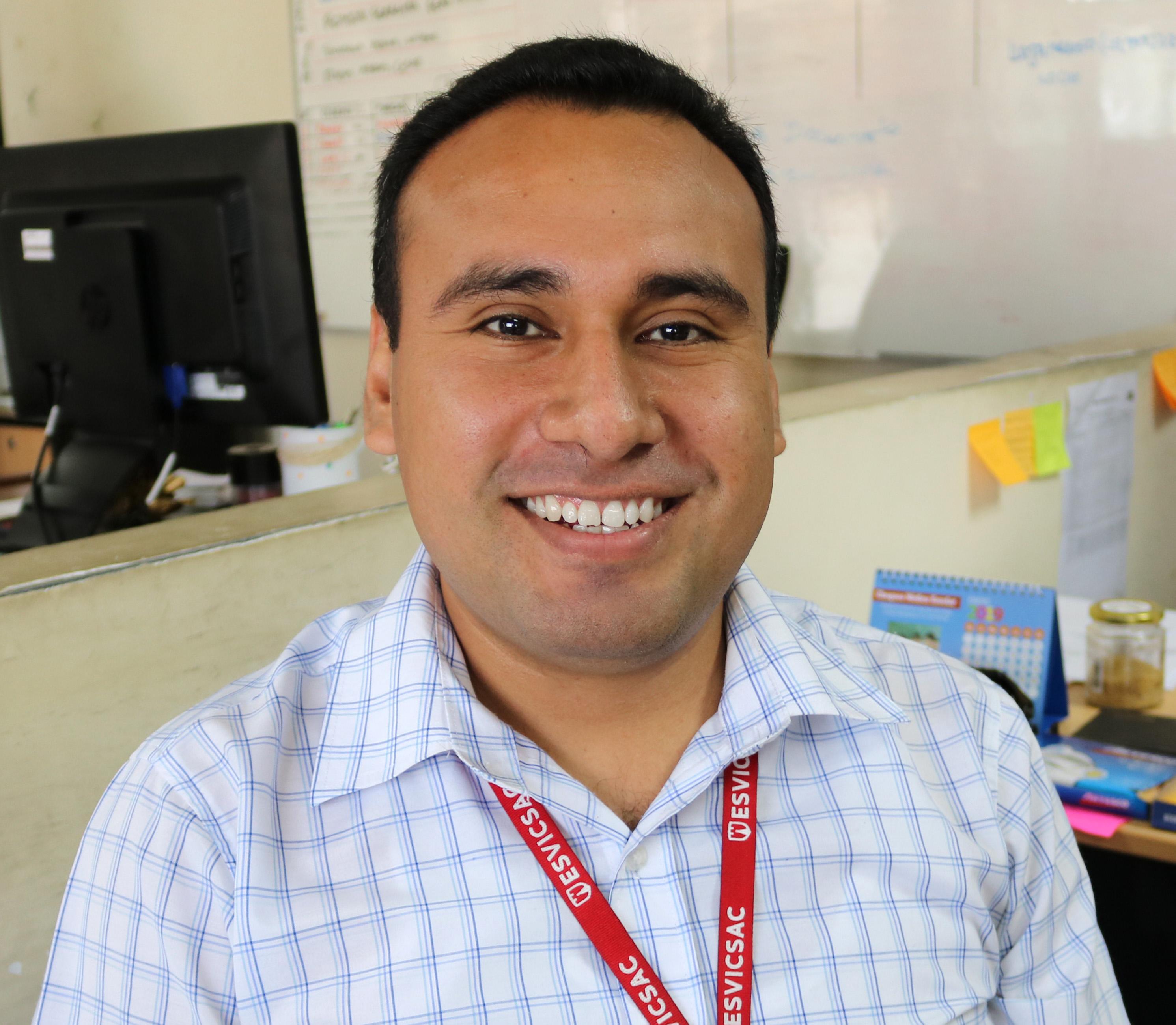 Edson Maldonado Jiménez