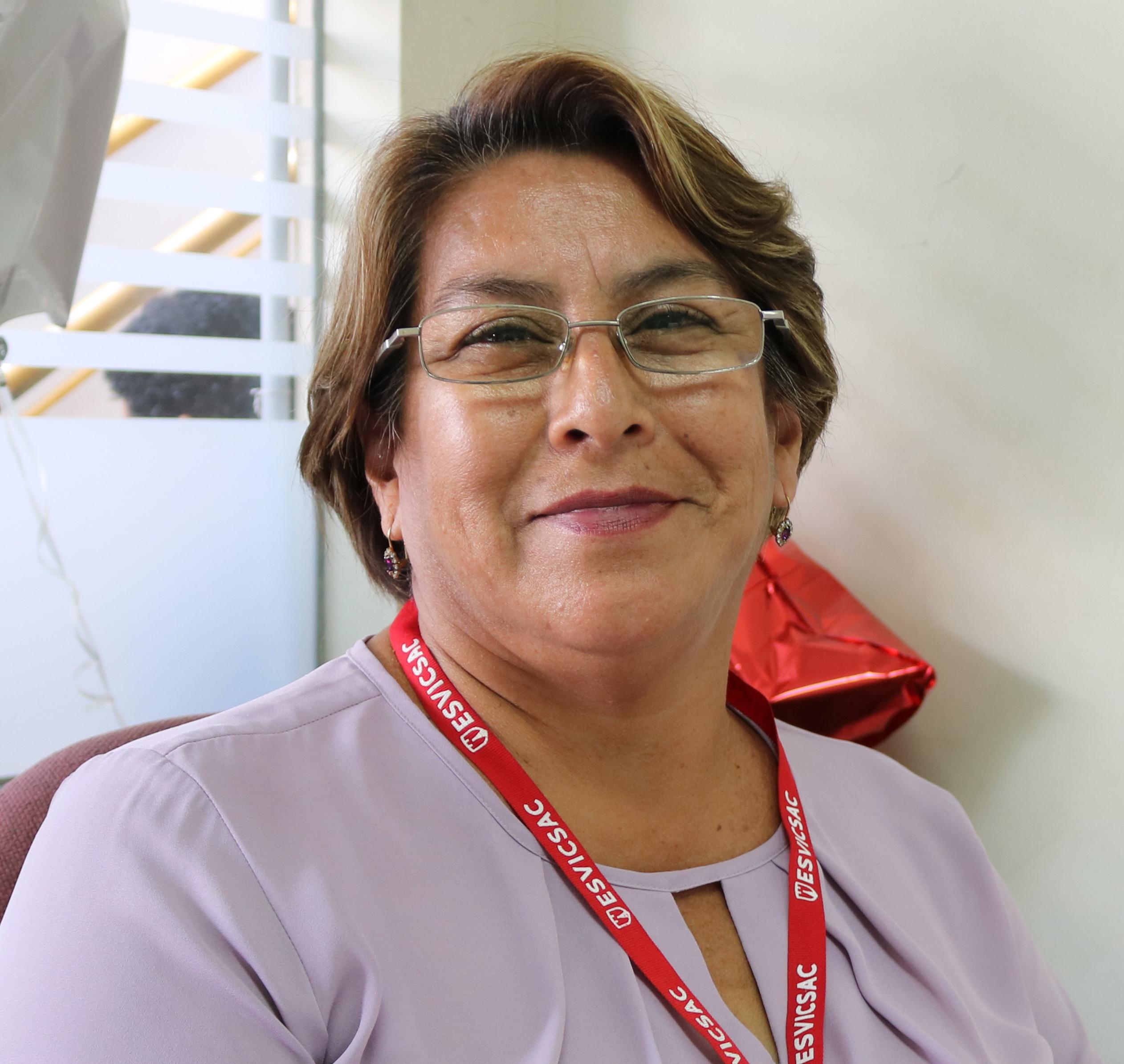 María Arenas Montañez